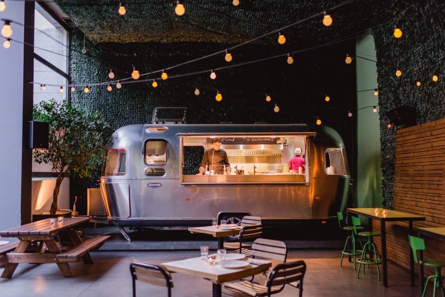 Ouvrez un restaurant éphémère, c'est tendance