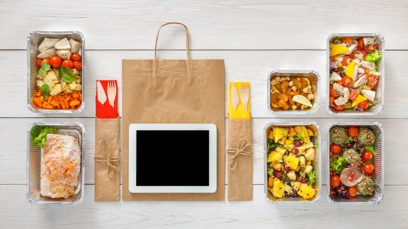Avantages click and collect pour restaurants