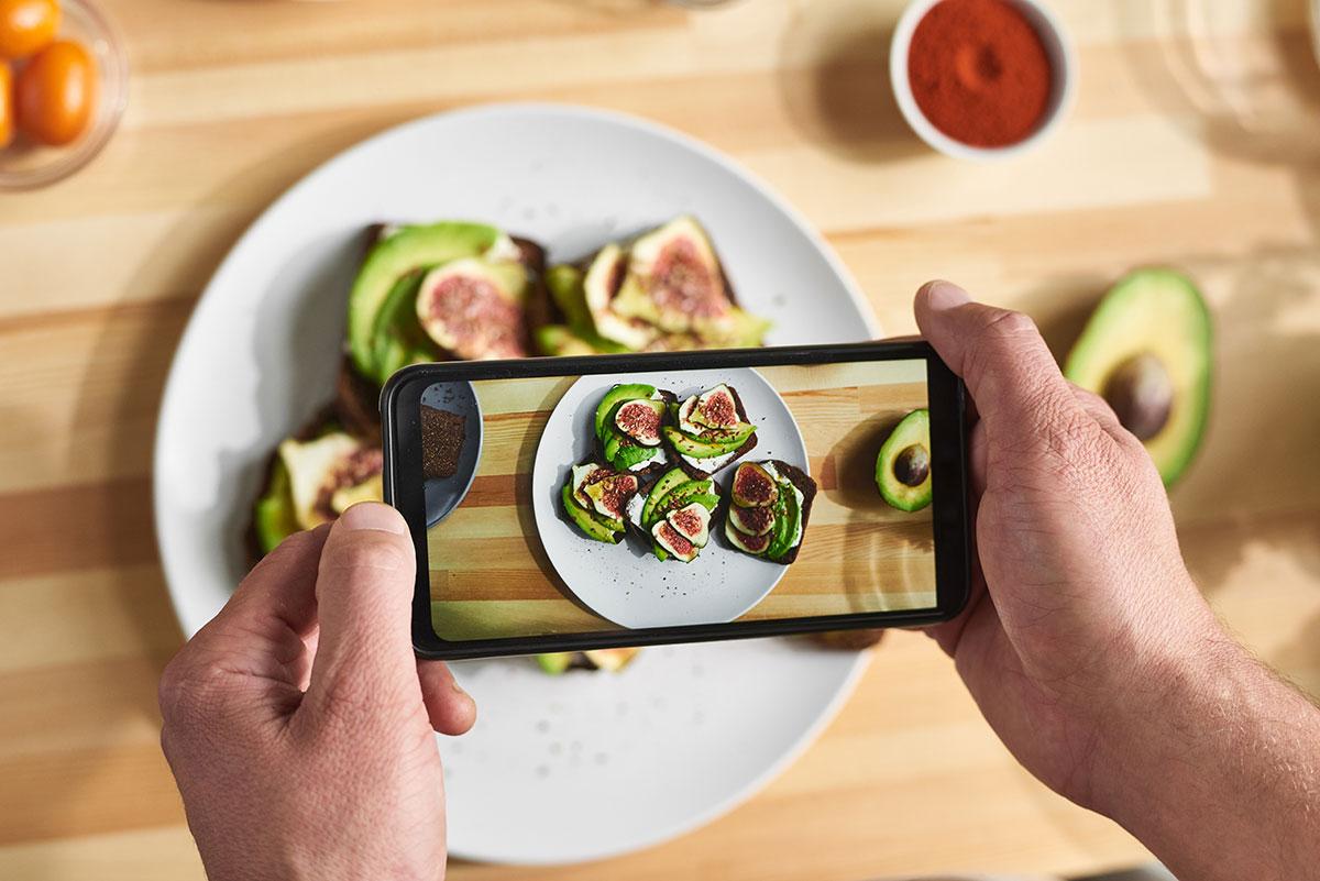 Comment créer des photos de vos plats incroyables